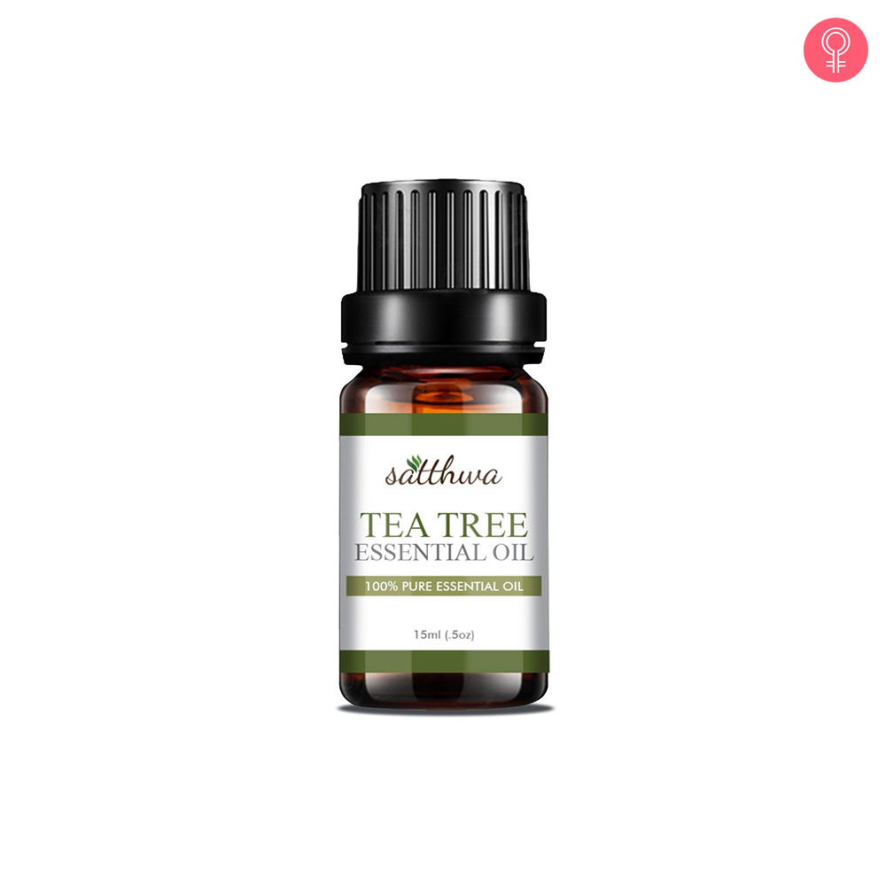 Satthwa Tea Tree Essential Oil