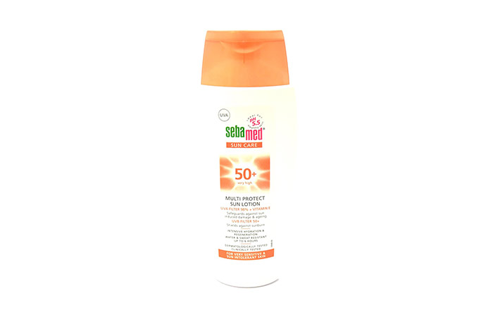 SebaMed Sun Care Lotion