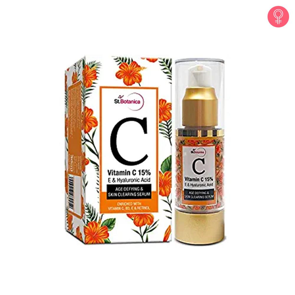 St.Botanica Vitamin C 15% Age Defying & Skin Clearing Serum