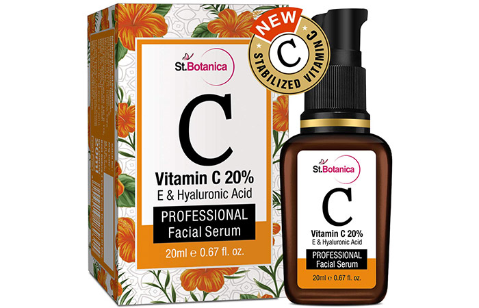 St. Botanica Vitamin-C Fairness Brightening Facial Serum