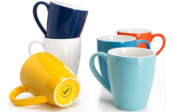 Sweese Porcelain Mugs