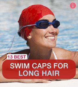 13 Best Swim Caps For Long Hair