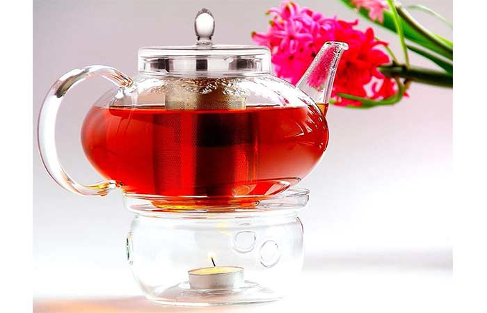 Tea Beyond Harmony Glass Teapot