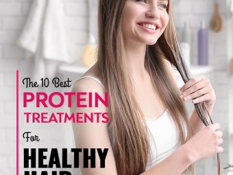 The 10 Best Protein Treatments For Healthy Hair
