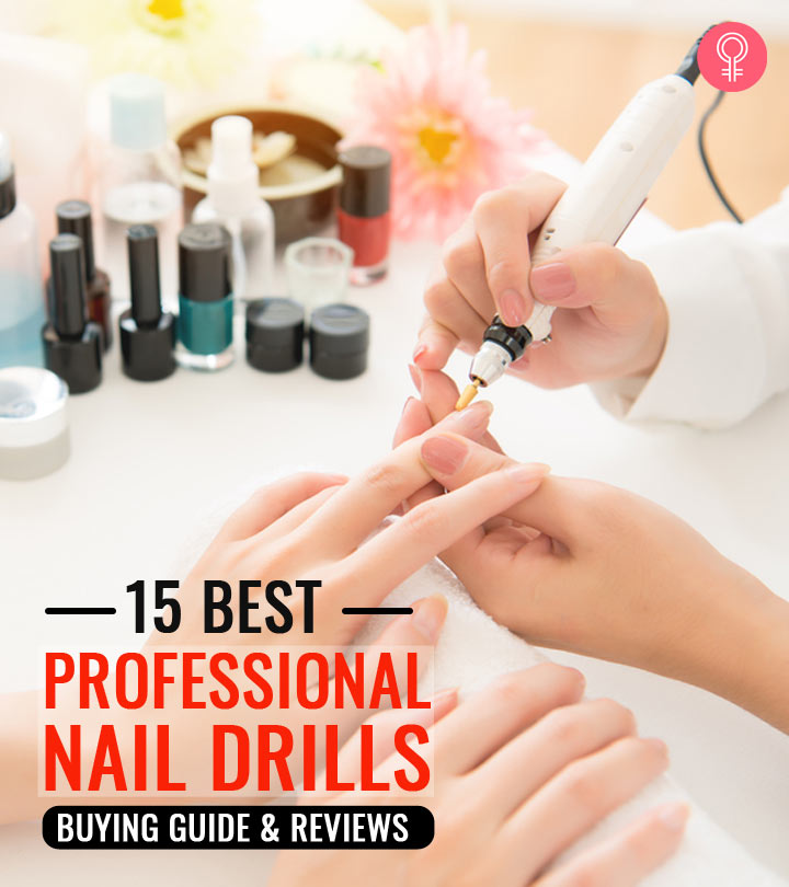 15 Best Professional Nail Drills – Buying Guide And Reviews