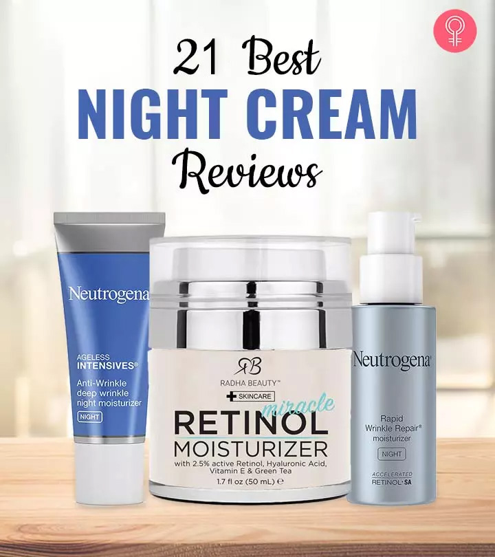 The 21 Best Night Cream Reviews