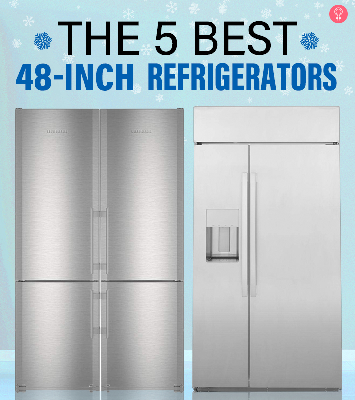 The 5 Best 48-Inch Refrigerators