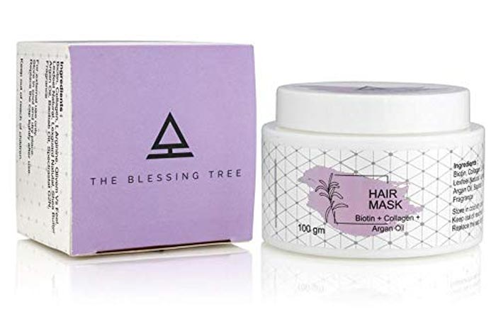 The Blessing Tree Hair Mask