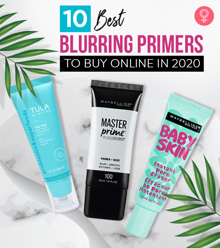 10 Best Blurring Primers To Buy Online In 2020