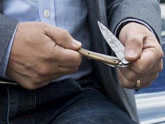 This Fathers Day, Go The Extra Mile With A Customized Deejo Pocket Knife