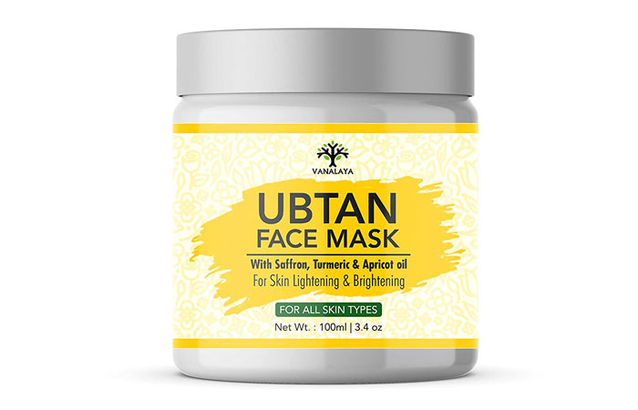 Vanalaya Upton Face Mask, Face Pack for Fairness