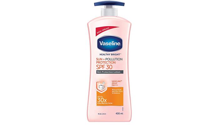 Vaseline Sun + Pollution Protection SPF