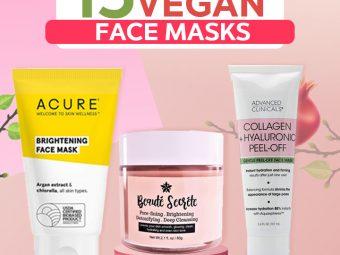 Vegan Face Masks For All Skin