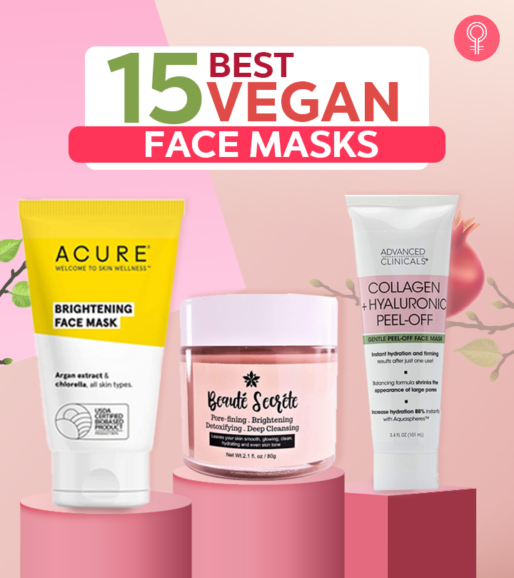 15 Best Vegan Face Masks For All Skin Types