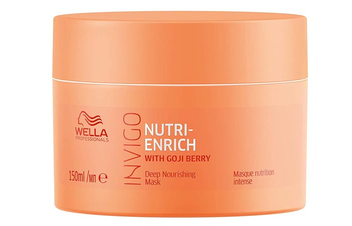 Vela Professionals Envigo Nutri Enrich Deep Nourishing Mask