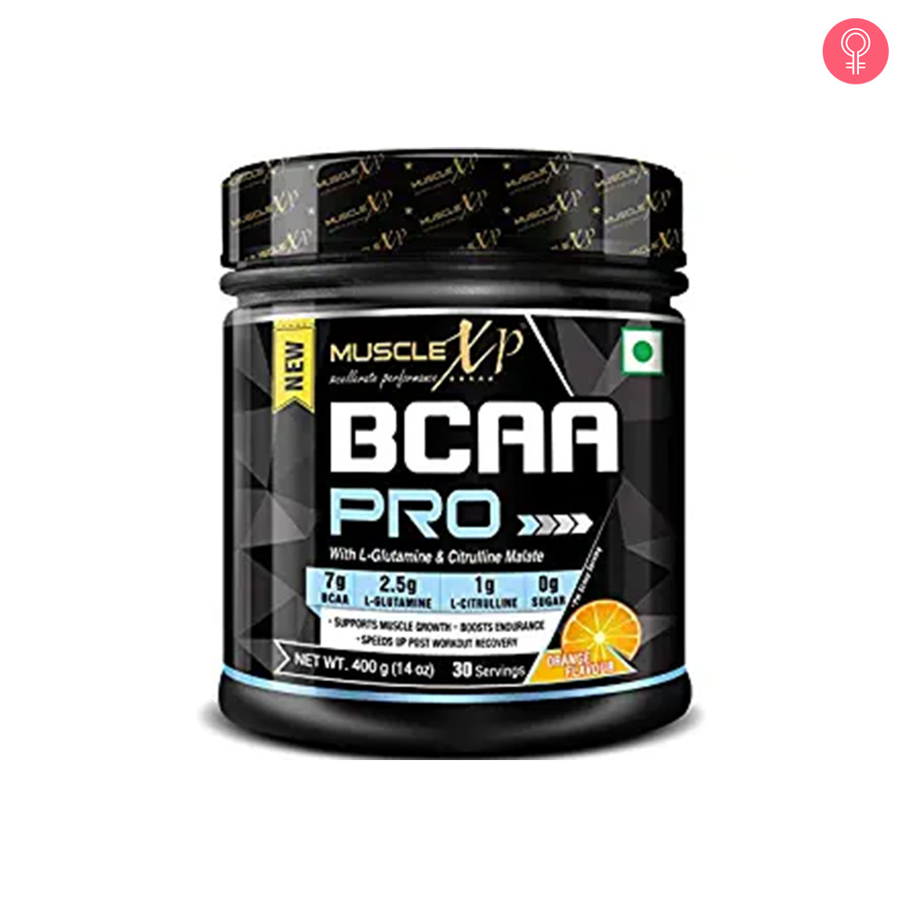 MuscleXP BCAA PRO With L-Glutamine & Citrulline Malate