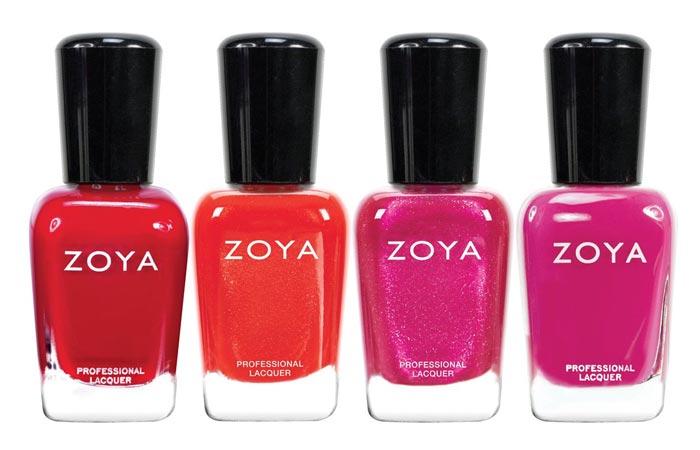 ZOYA Nail Polish Quad - Spreading Cheer