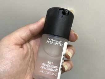 MAC Prep And Prime Fix+ -Best setting spray-By swatchifyme