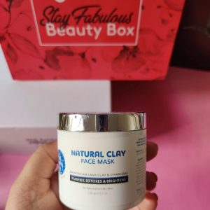 The Moms Co. Natural Clay Face Mask -Perfect Balance Skin-By thecolorfool
