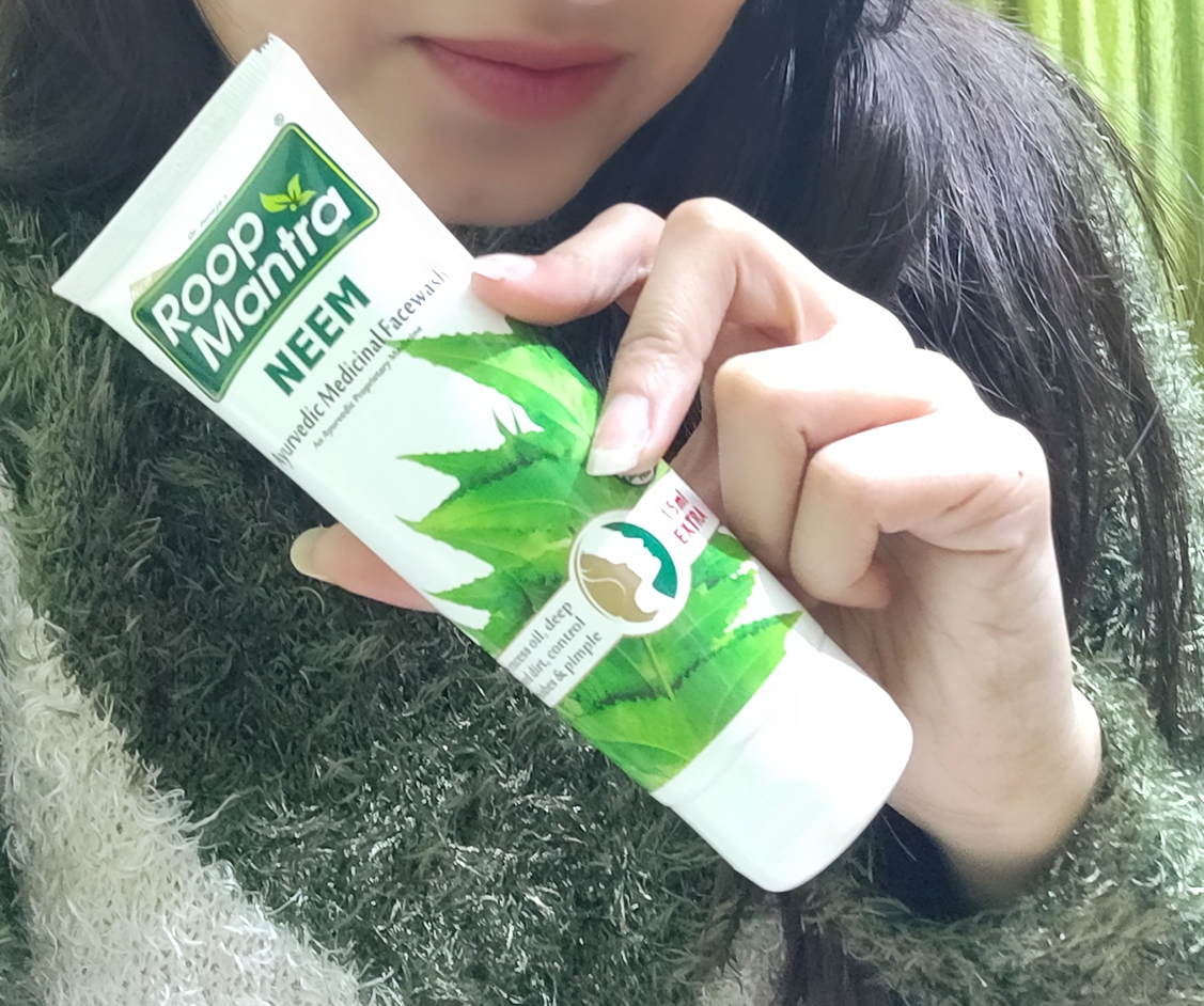 Roop Mantra Neem Face Wash pic 1-Best Face Wash for Acne prone skin-By khushbooj