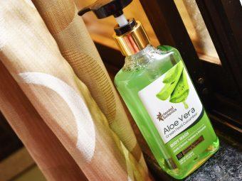 Oriental Botanics Aloe Vera Green Tea & Cucumber Body Wash pic 1-Best Aloe-Cucumber Duo-By thatkohlgirl