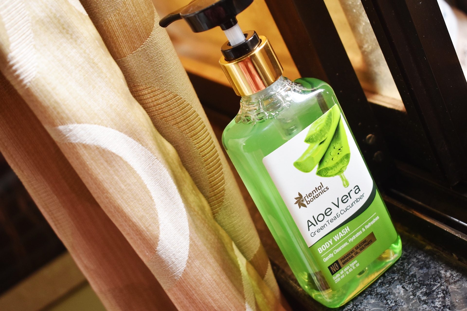 Oriental Botanics Aloe Vera Green Tea & Cucumber Body Wash-Best Aloe-Cucumber Duo-By thatkohlgirl-1