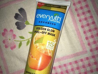 Everyuth Naturals Advanced Golden Glow Peel-off Mask -Everyuth Golden peel off-By lata_