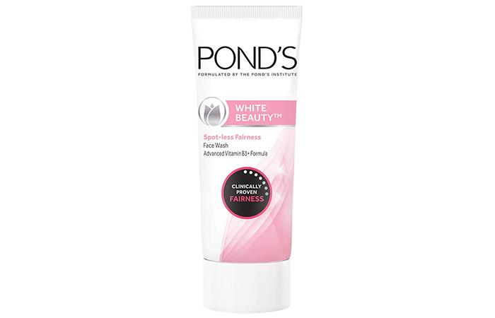 Pond's White Beauty Spot Less Fairness Face Wash