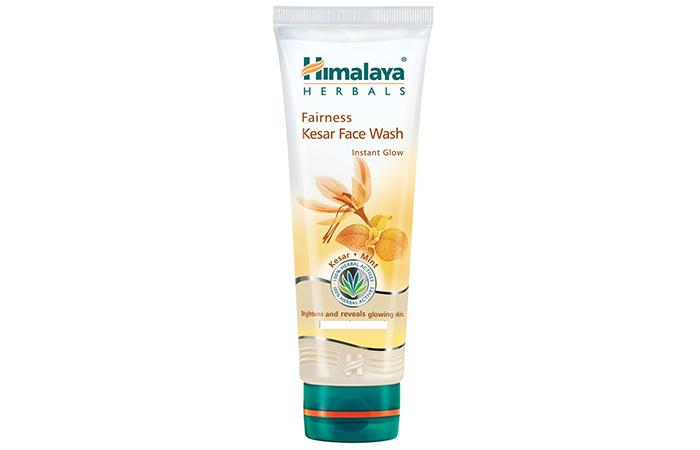 Himalaya Fairness Kesar Face Wash