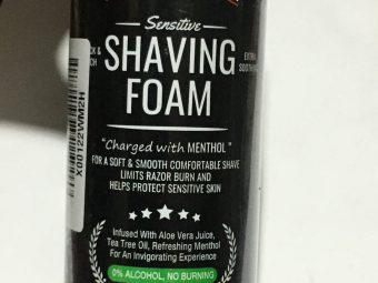 Man Arden Shaving Foam For Sensitive Skin -Its a Moisturizing Shaving Foam-By mehak07