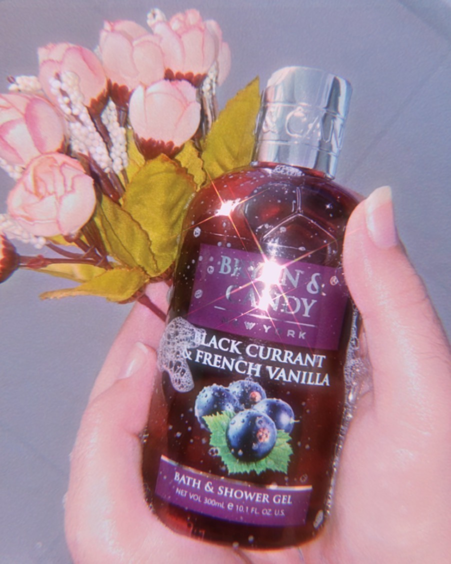 Bryan & Candy New York Black Currant and French Vanilla Shower Gel-Amazing Shower Gel-By _seeeppp_