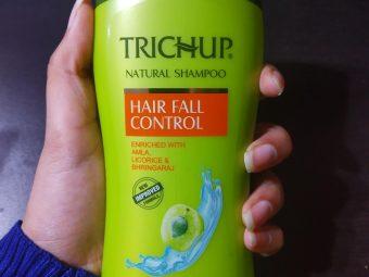 Trichup Hair Fall Control Shampoo -Best shampoo for hairfall control-By nishthask