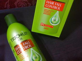 Trichup Hair Fall Control Hair Oil -Saviour for Hair Fall problems-By nishthask