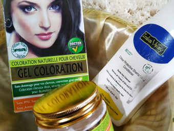 Indus Valley Colour Protective Shampooing Conditioner pic 1-for colour protection-By bractbeauty