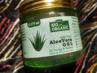 Indus Valley Bio Organic 100% Pure Aloe Vera Gel -Good purchase-By sri._.reviwer