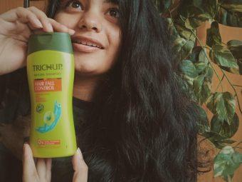 Trichup Hair Fall Control Shampoo pic 2-Helpful for hair fall control-By shravika1