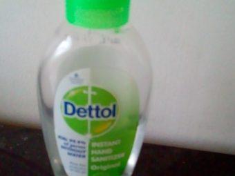 Dettol Instant Hand Sanitizer -Dettol instant hand sanitizer-By poorvi_khandelwal