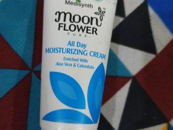 Moonflower All day Moisturizing Cream pic 2-Best Hand Cream-By smritymitra