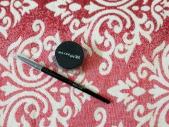 Maybelline Eye Studio Lasting Drama Gel Liner -Maybelline gel liner-By shubhi12