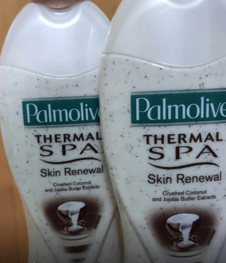 Palmolive Thermal Spa Skin Renewal Shower Gel-Refreshing body wash-By shilpamittal