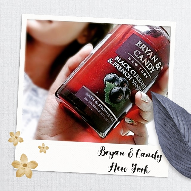 Bryan & Candy New York Black Currant and French Vanilla Shower Gel-The best shower gel-By amisha1999