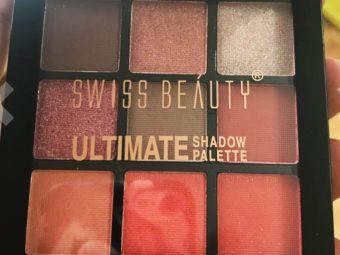 Swiss Beauty Ultimate Eyeshadow Palette -Nice palette-By shilpamittal
