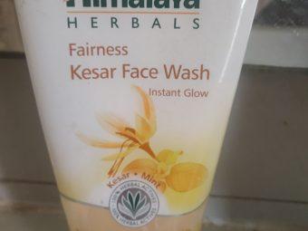 Himalaya Herbals Fairness Kesar Face Wash pic 1-Good face wash-By shilpamittal