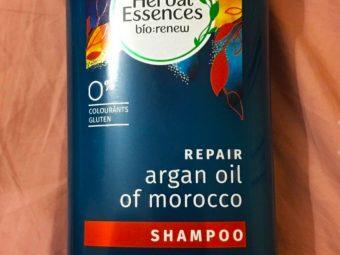Herbal Essences Argan Oil Of Morocco Shampoo -Not a good shampoo-By shilpamittal