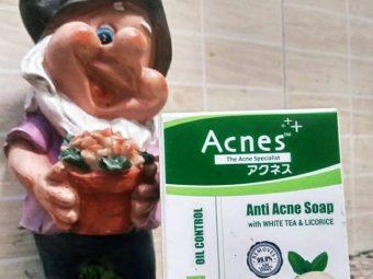 Acnes Oil Control Soap -Good acne control soap-By sh0908wetan