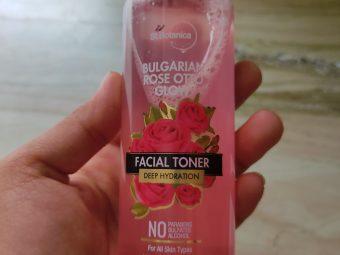 StBotanica Bulgarian Rose Otto Glow Deep Hydration Facial Toner pic 1-Refreshing toner-By aradhna
