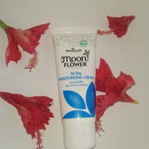 Moonflower All day Moisturizing Cream -Amazing moisturizer-By rachita
