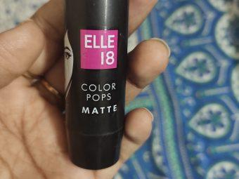 Elle 18 Color Pops Matte Lip Color -My All Time Favorite-By rashmi2020