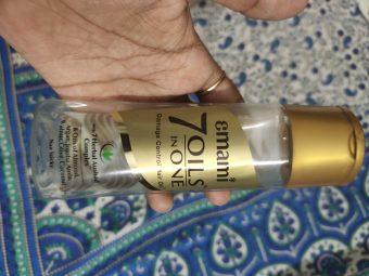 Emami 7 Oils In One Damage Control Hair Oil -Controls damaged hair-By rashmi2020