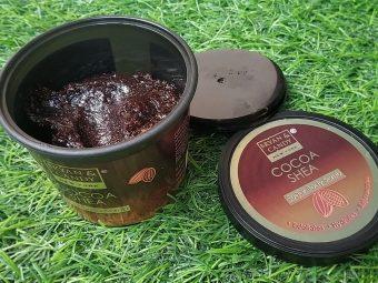 Bryan & Candy New York Cocoa Shea Sugar Body Scrub pic 3-Cocoa sugar scrub with healing aroma-By priyanka_ojha